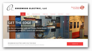 Edgewood Electric new website